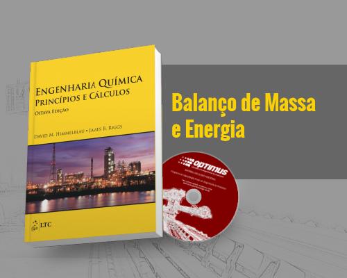 Curso Balanço de Massa e Energia da Optimus Engenharia