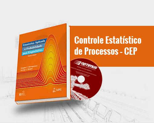 Curso Controle Estatístico de Processos - CEP Optimus Engenharia