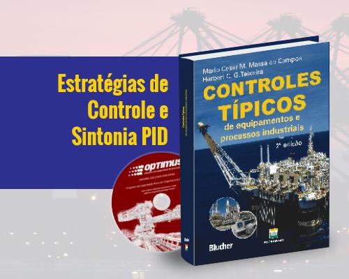 Curso Estratégias de Controle e Sintonia PID Optimus Engenharia