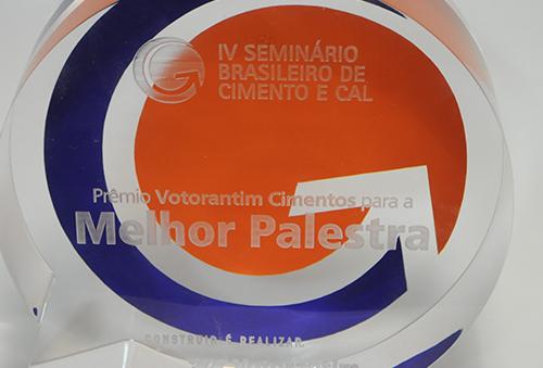 Prêmio Votorantim Cimentos para Optimus Engenharia
