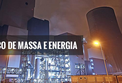 Soluções Optimus Engenharia - Balanço de Massa e Energia