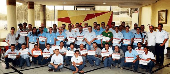 Programa de Aceleração de Aprendizagem da Optimus Engenharia