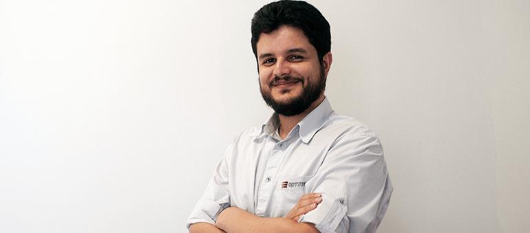 Rodrigo - Especialista Optimus Engenharia