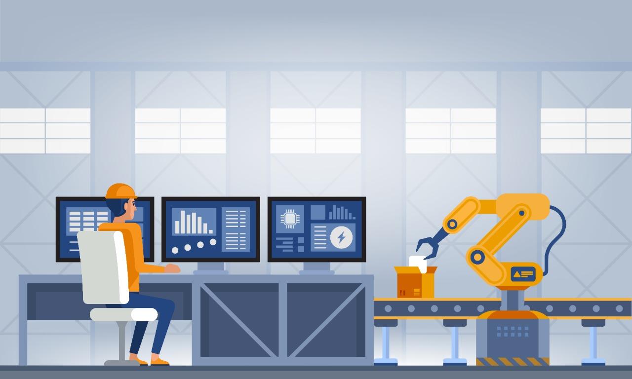 Controle Avançado de Processos: Evolução na Indústria
